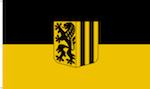 Vlajka Drážďan