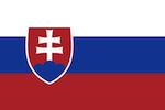 Vlajka Slovensko